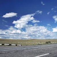 Степные дороги :: Alex Boo