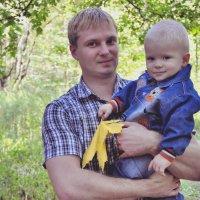 Отец и сын :: Елена Грибакина