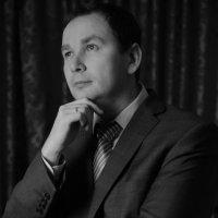 Портрет мужчины :: Виктория Зорина