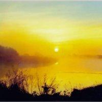 Утро над рекой :: Юрий