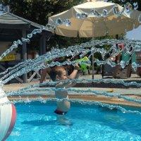 Водные процедуры :: Victoria Kurzina
