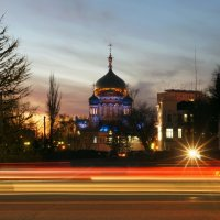 Успенский собор, Омск :: Eugene A. Chigrinski