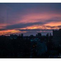 Небо над Лодзью :: Антон Куренков