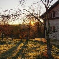 Утро в горах. :: Ирина Лядова
