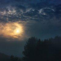 А это рассвет! :: Мария Парамонова