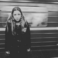 метро :: Анастасия Большакова