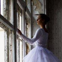 Балерина :: Надежда Зайцева