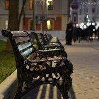 Вечер :: Борис Устюжанин