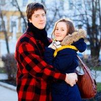 Люди с улицы :: Элина Лисицына