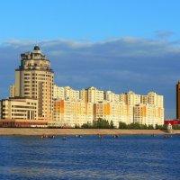 Левый берег Астаны :: Нургали Алибаев
