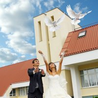 летите голуби... :: виктор омельчук
