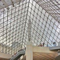 Под сводом пирамиды... :: ирина )))