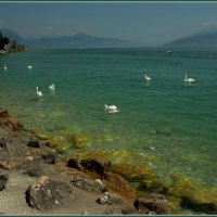 Озеро Гарда :: Владимир Иванов