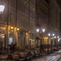 Столешников переулок. :: Екатерина Рябинина