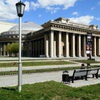 Оперный театр :: Мария Дуванова