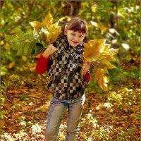 Осенний портрет :: Александр Смольников