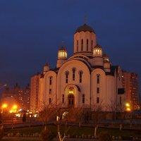 Вечер :: Николаева Наталья