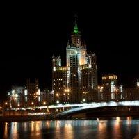 Высотный дом на Котельнической набережной :: Александр Лебедев