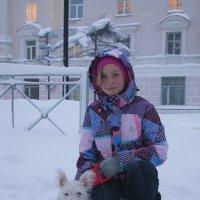 Мы с Дозором на границе :: Андрей Асеев