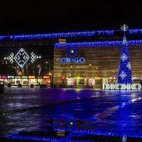 Вокзальная площадь :: Евгений Джон