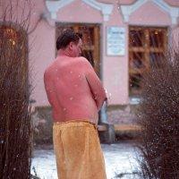 Воскресенье - день банный :: Татьяна Копосова