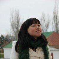 очень красивая китаянка:) :: Dasha Kozhalo
