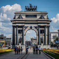 Триумфальная арка :: Александр Рябков
