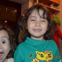 дети :: Арстан Ормонов