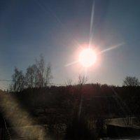 надеясь увидеть комету :: Леонид Виноградов