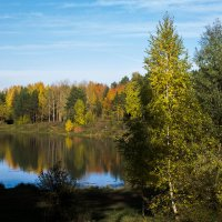 Озеро :: Ильдар Мухамадиев