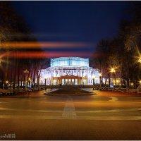 National Academic Bolshoi Opera and Ballet  Theatre of the Republic :: Alex Okhotnikov