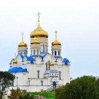 Храм :: Игорь Максименко