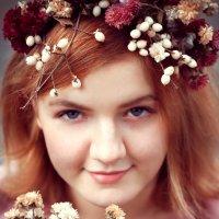 Глаза Ангела  Canon 600 d + 50/1.8 :: Алёна Дягелева