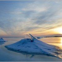 Особенности оледенения Финского залива :: Николай Кувшинов