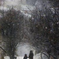 Двое :: Максим Минаков
