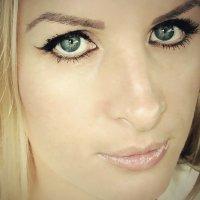 глаза это зеркало души :: Olga Gontar