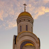 церковь на поклонной :: Александр Шурпаков