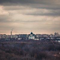 будничная Москва :: Дмитрий Седых
