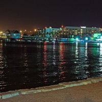 Красное море ночью :: Игорь Герман