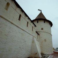 стены казанского кремля. :: александр мак mak