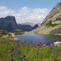 Озеро горных духов :: JulO Юлия