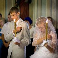 Венчание :: Галина Ларионова