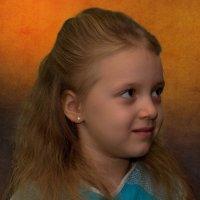 Внучка Настя :: Виктор Филиппов