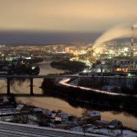Ночной город :: Сергей Белко