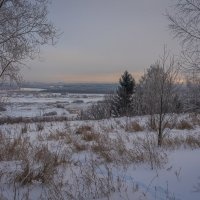 Зимний рассвет :: juvent