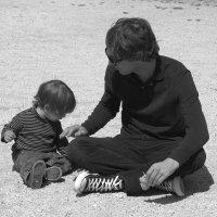 Папа и я.... :: ФотоЛюбка *
