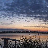 Рассвет на малой Родине... :: Aleksandr Geraimovich