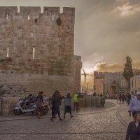 Jerusalem,Jaffa Gate :: Valery