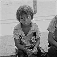 Вся скорбь Камбоджи... :: Людмила Шустова