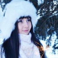 в ожидание новогоднего чуда) :: Оля С